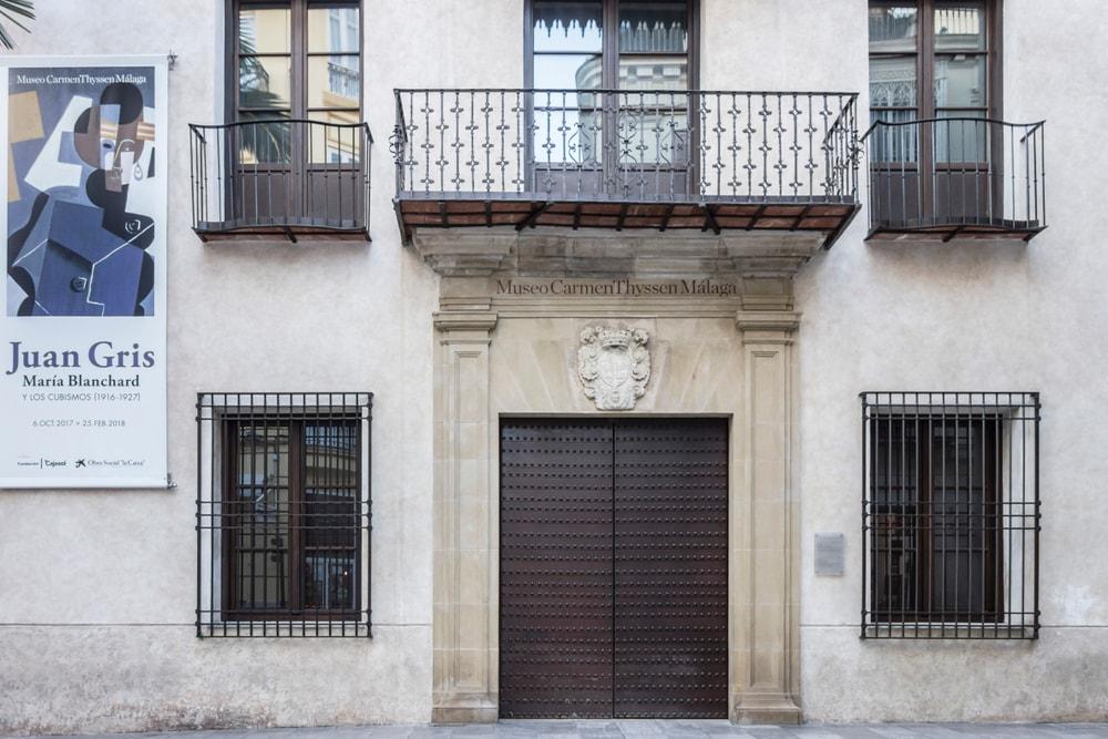 Malaga's Carmen Thyssen Museu - Living Tours