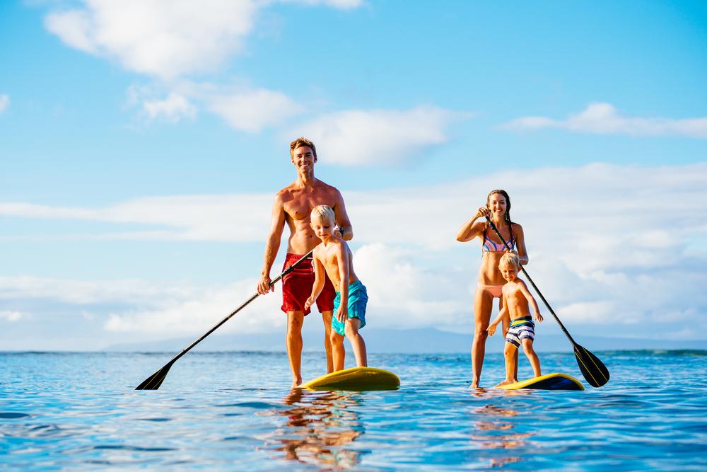 StandUp Paddle Menorca - Living Tours