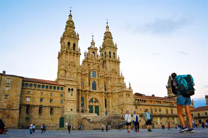 Santiago De Compostela excursao do porto