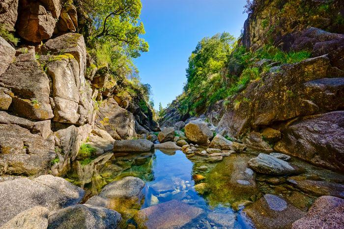 Peneda Geres summer river - Living Tours