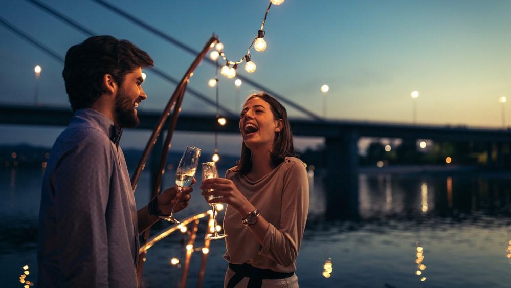 Valentine's Day Cruise Porto - Living Tours