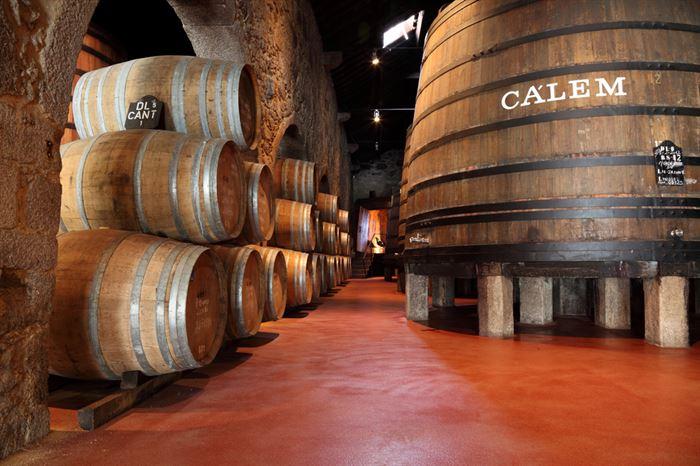 Porto Cálem Wine Cellar - Living Tours