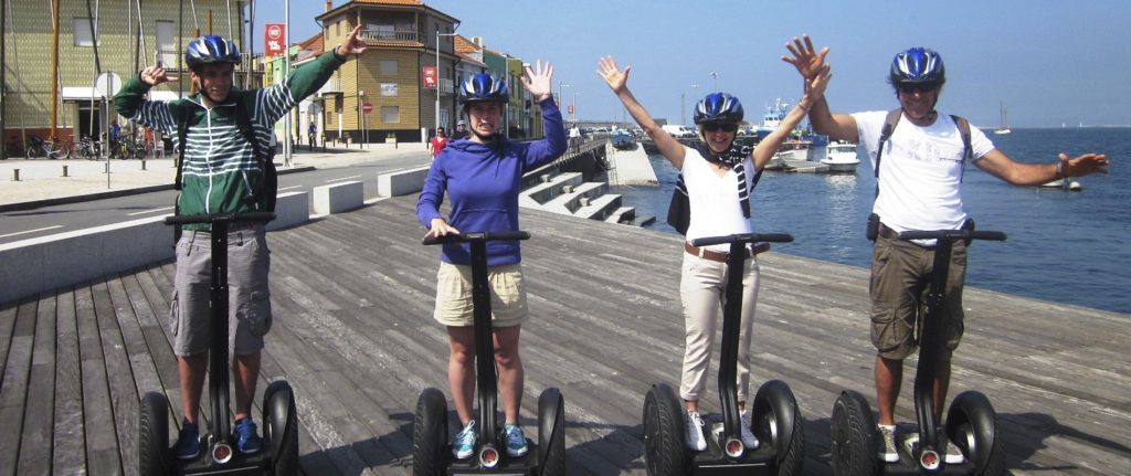 Porto Highlights Segway Tour Ribeira - - Living Tours