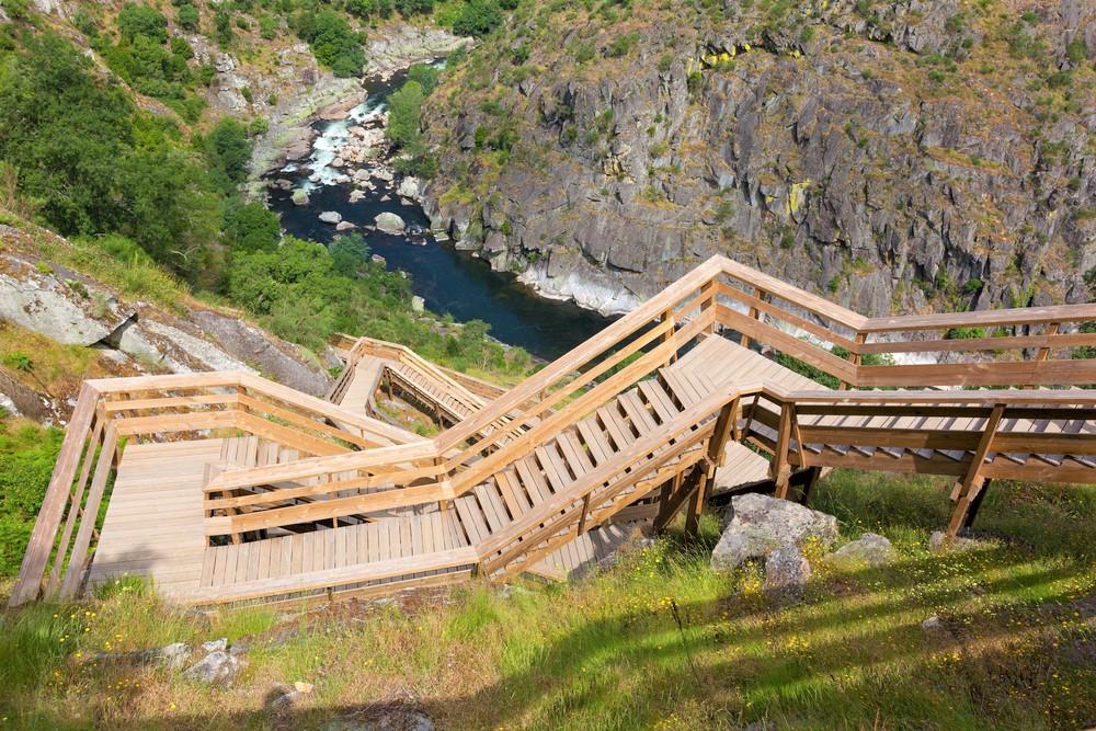Pasadizos del Paiva Tour Guiado