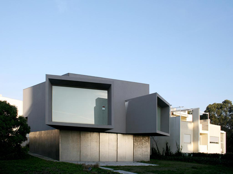 House of Cinema Manuel de Oliveira Architecture - Living Tours