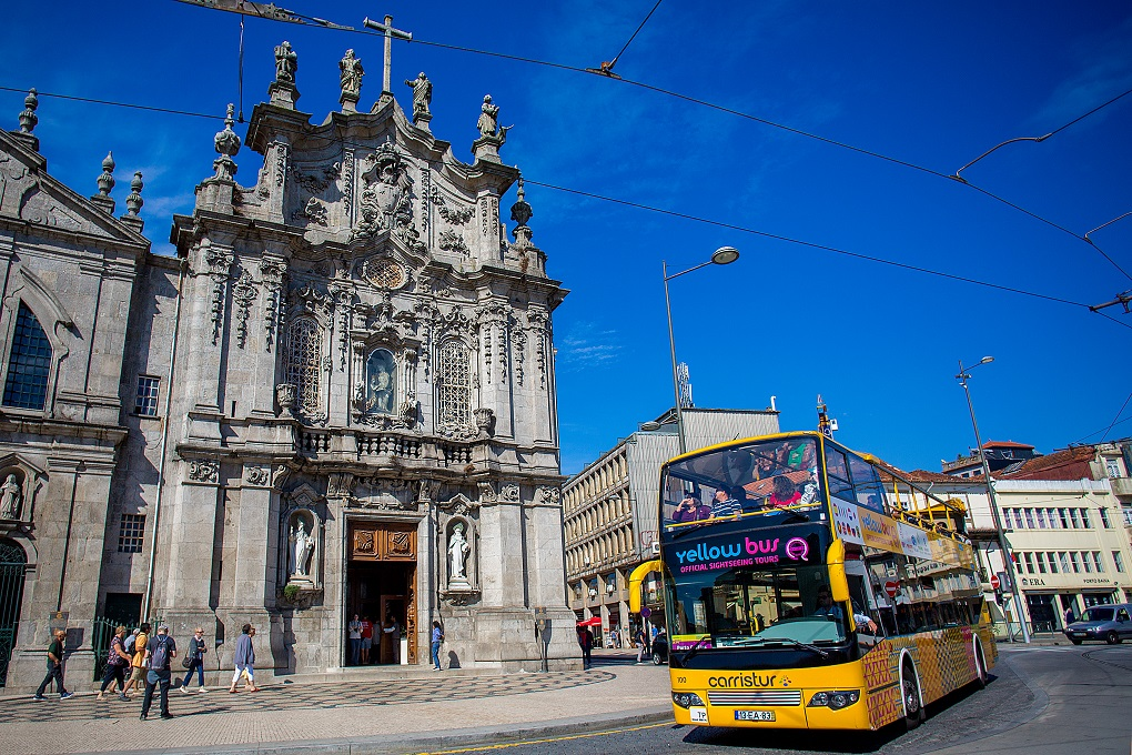 Bus Hop-on/off Porto Cálem and Cruise - Living Tours