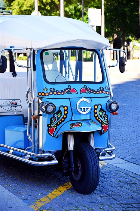 Porto Tuk Tuk - Living Tours