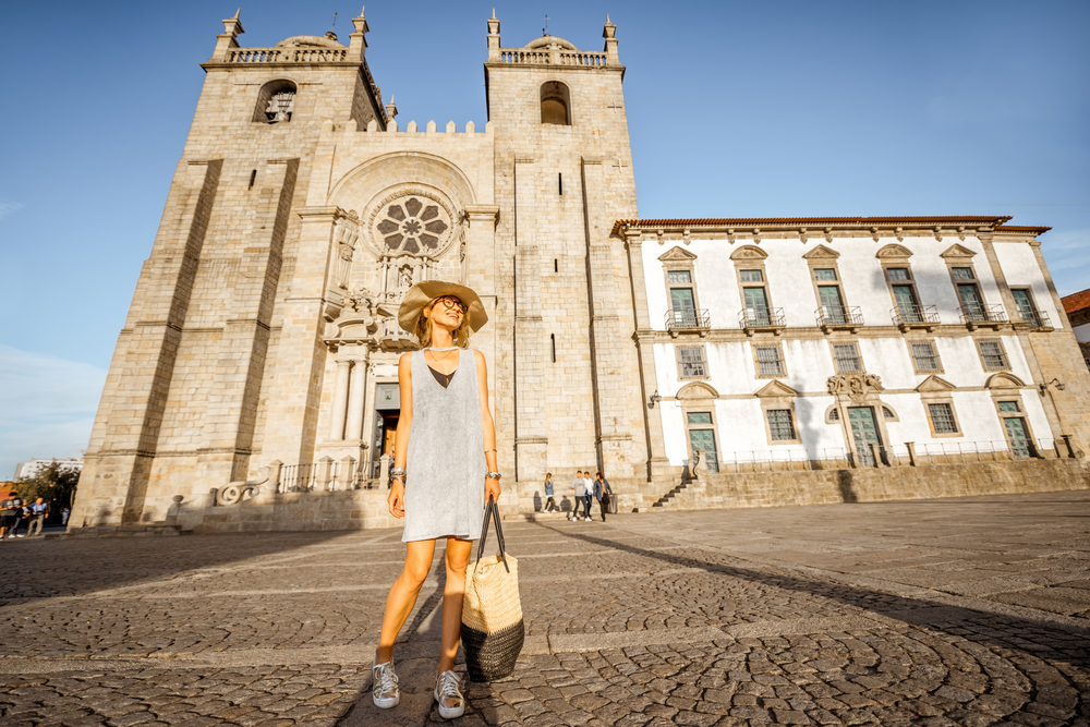 Caminhada na Cidade do Porto 3 Horas