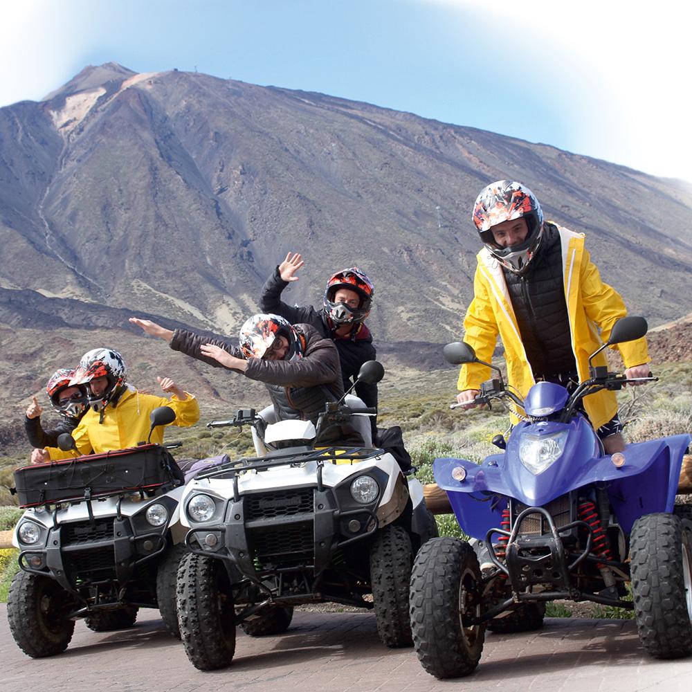 Tenerife quad safari - Living Tours