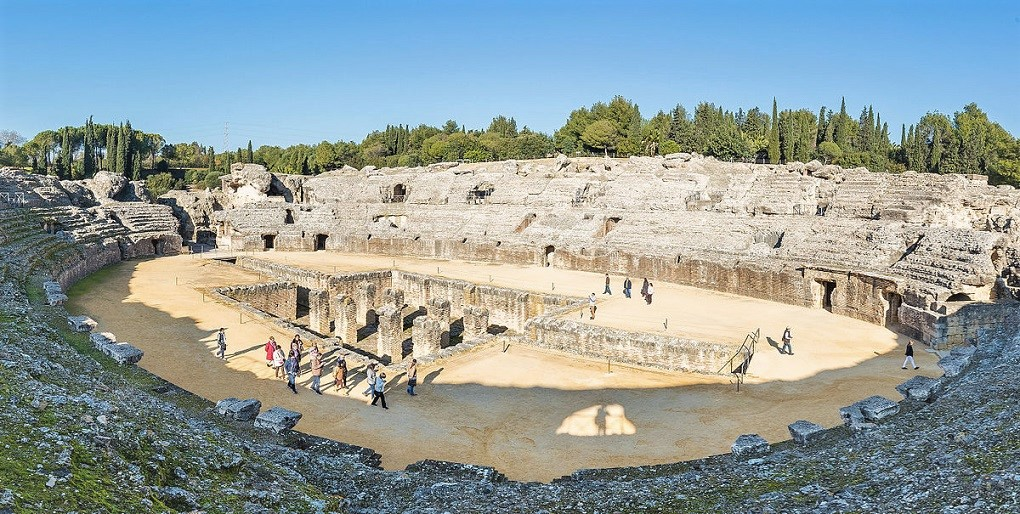 Italica Amphitheatre - Living Tours
