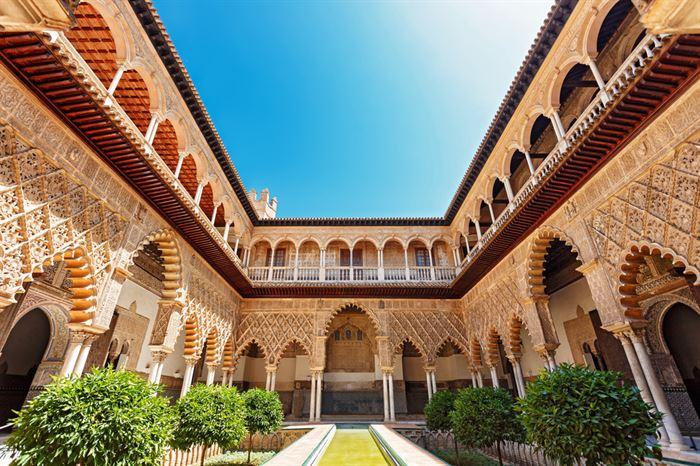 Seville Tour Alcazar