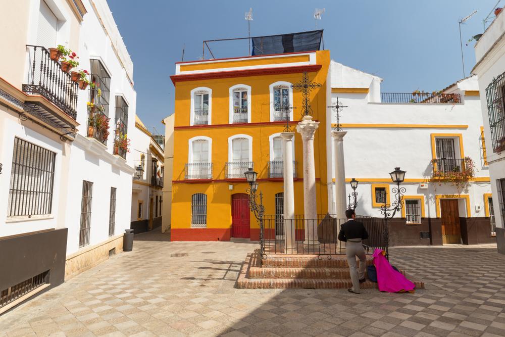 Santa Cruz Sevilla Seville