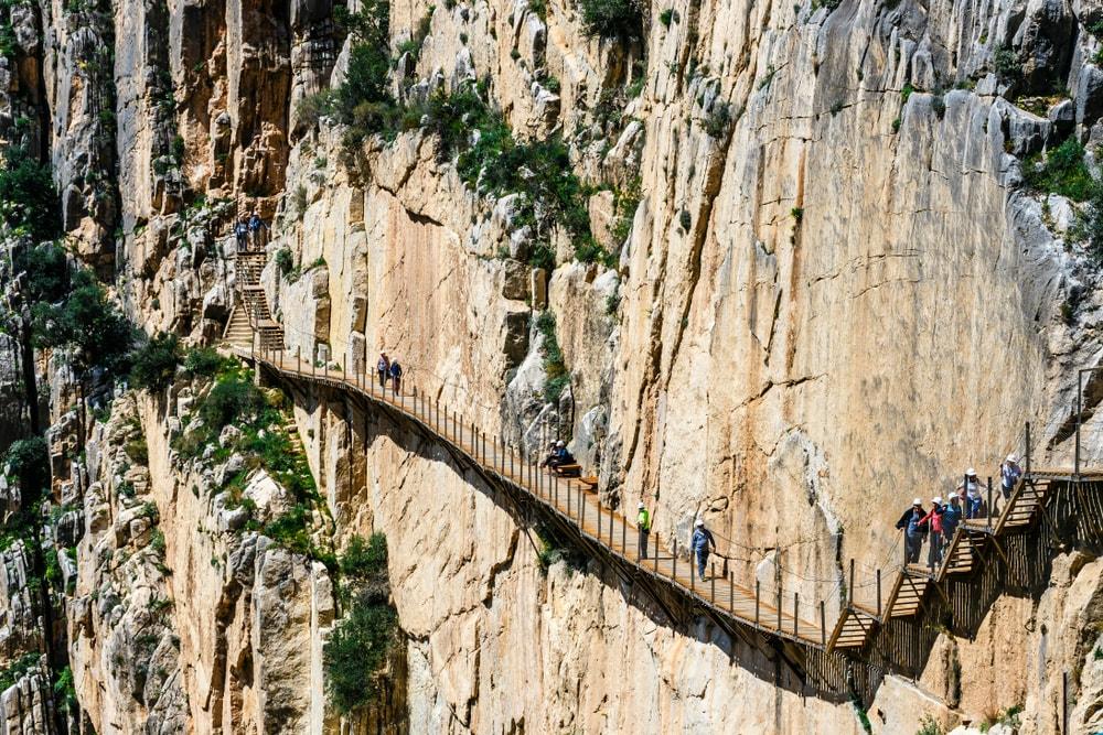 Excursão Caminito del Rey - Living Tours