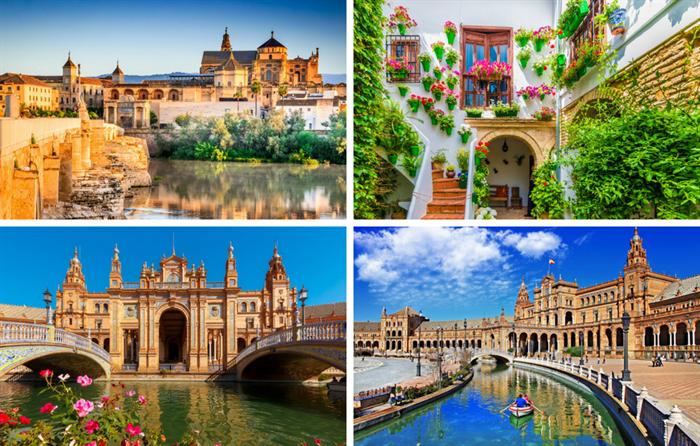 Cordoba Seville - Living Tours