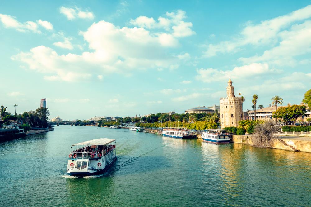 River Cruise Guadalquivir - Living Tours