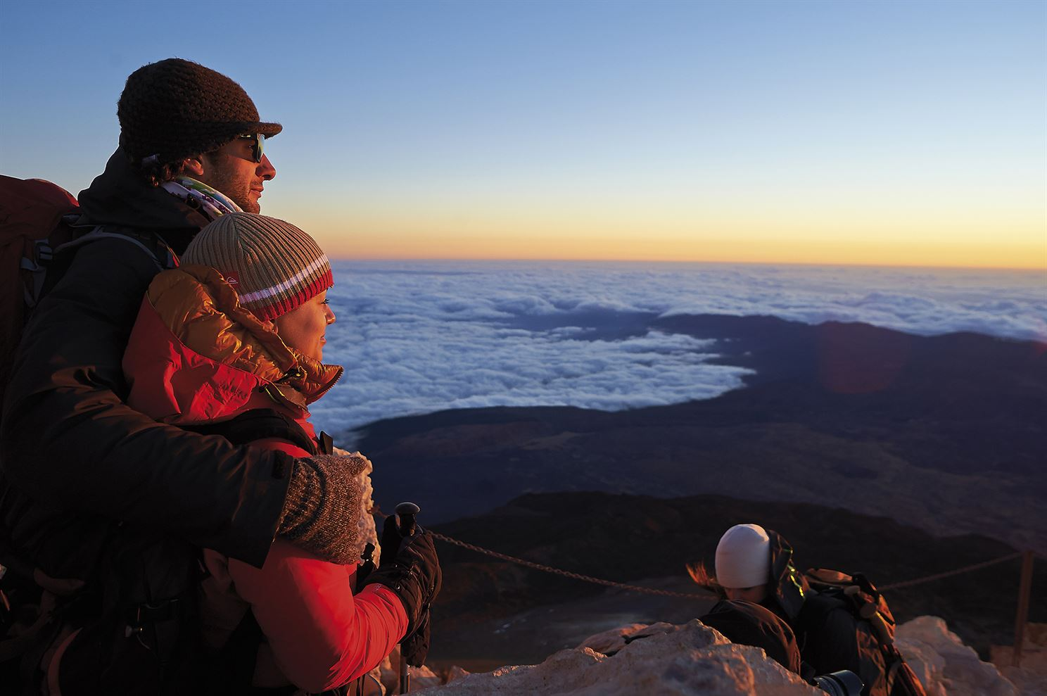 Mount Teide by Night with Dinner included