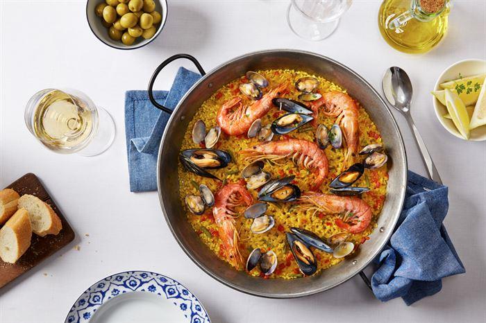 Cozinhar Paella - Living Tours