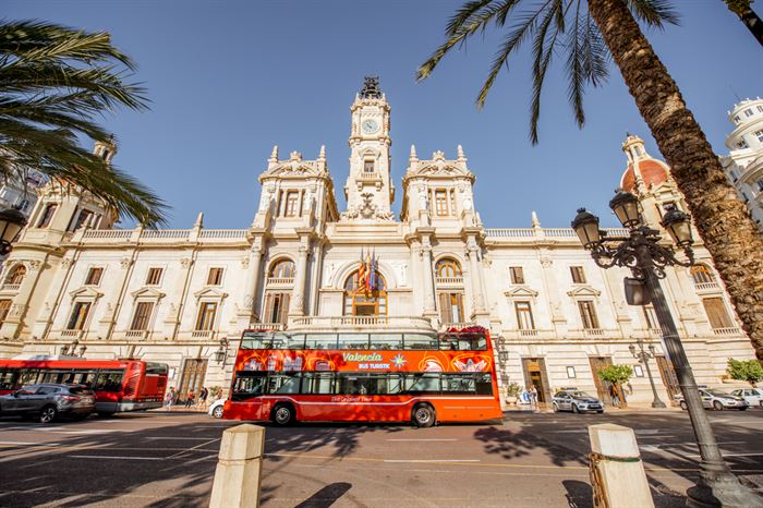 Valencia Hop on Hop off Bus - Living Tours